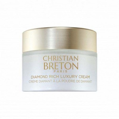 DIAMOND RICH LUXURY CREAM - SOIN VISAGE RAJEUNISSANT